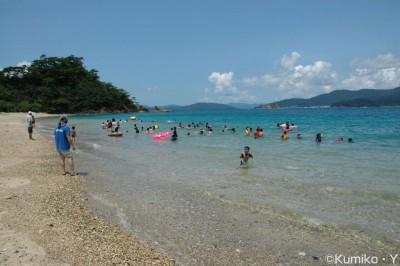 渡連海水浴場